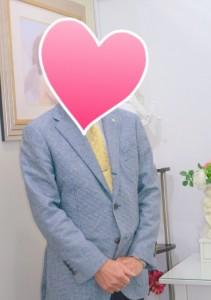濵田さま成婚